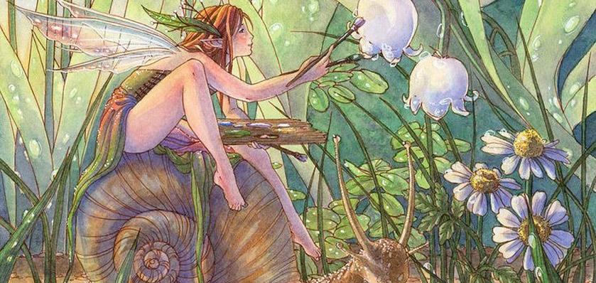 La Nature dans les contes : inspiration et magie de la Vie - Conférence